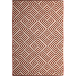 Sutton Home Mandarin (5'x8') Indoor / Outdoor Rug - 5' x 8'
