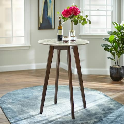 Carson Carrington Tornio Round Pub Table