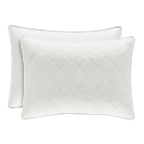 Five Queens Court Odessa Stonewash Bed Pillow Sham