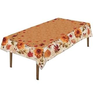 Fall Foliage Tablecloth