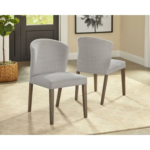 Lifestorey Alicia Dining Chair (Set of 2)