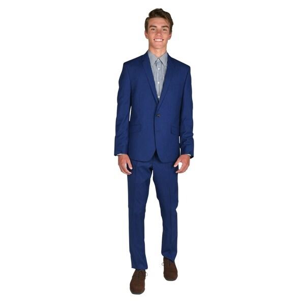 Billy London 32 inch Finished Bottom Light Gray Suit