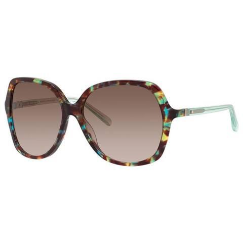 Kate Spade Jonell/S Women Havana Brown Sunglasses
