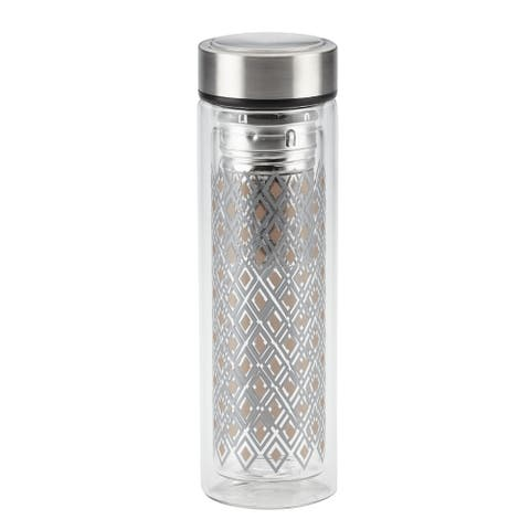 Ayesha Curry Infuser Water Bottle 14-Ounce
