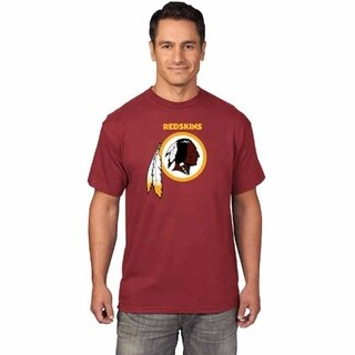 Washington Redskins Victory T Shirt Big and Tall - XL - burgundy - big and tall xl