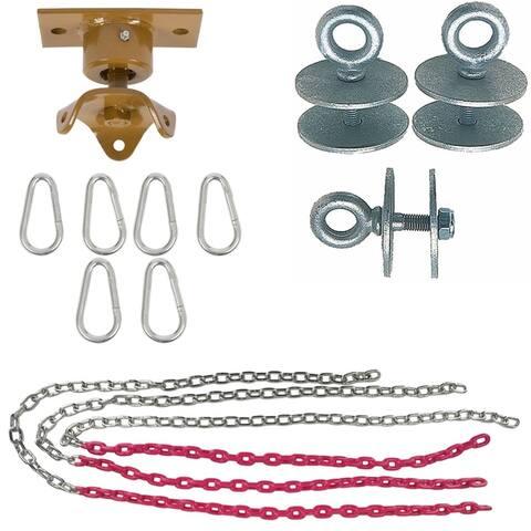 Swing Set Stuff Inc. Heavy Duty Tire Swivel Kit