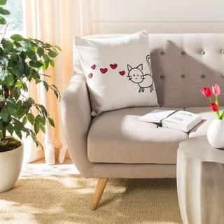 Safavieh Kitty Love Decorative Pillow- Assorted