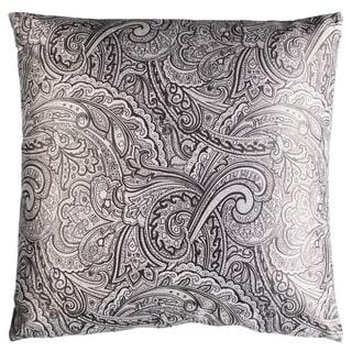 Safavieh Zander Decorative Pillow- Grey