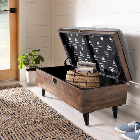 Buy Farmhouse Ottomans Amp Storage Ottomans Online At