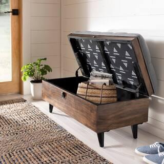 Pleasant Buy Rectangle Ottomans Storage Ottomans Online At Customarchery Wood Chair Design Ideas Customarcherynet