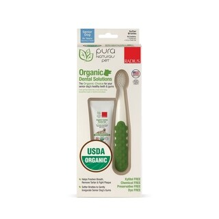 Organic Dental Solutions - Senior