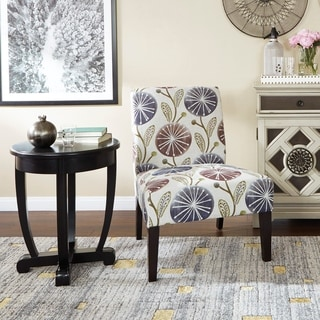 Tifton Round Accent Table