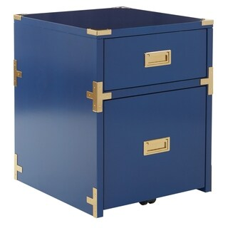 OSP Home Furnishings Wellington 2 Drawer File Cabinet