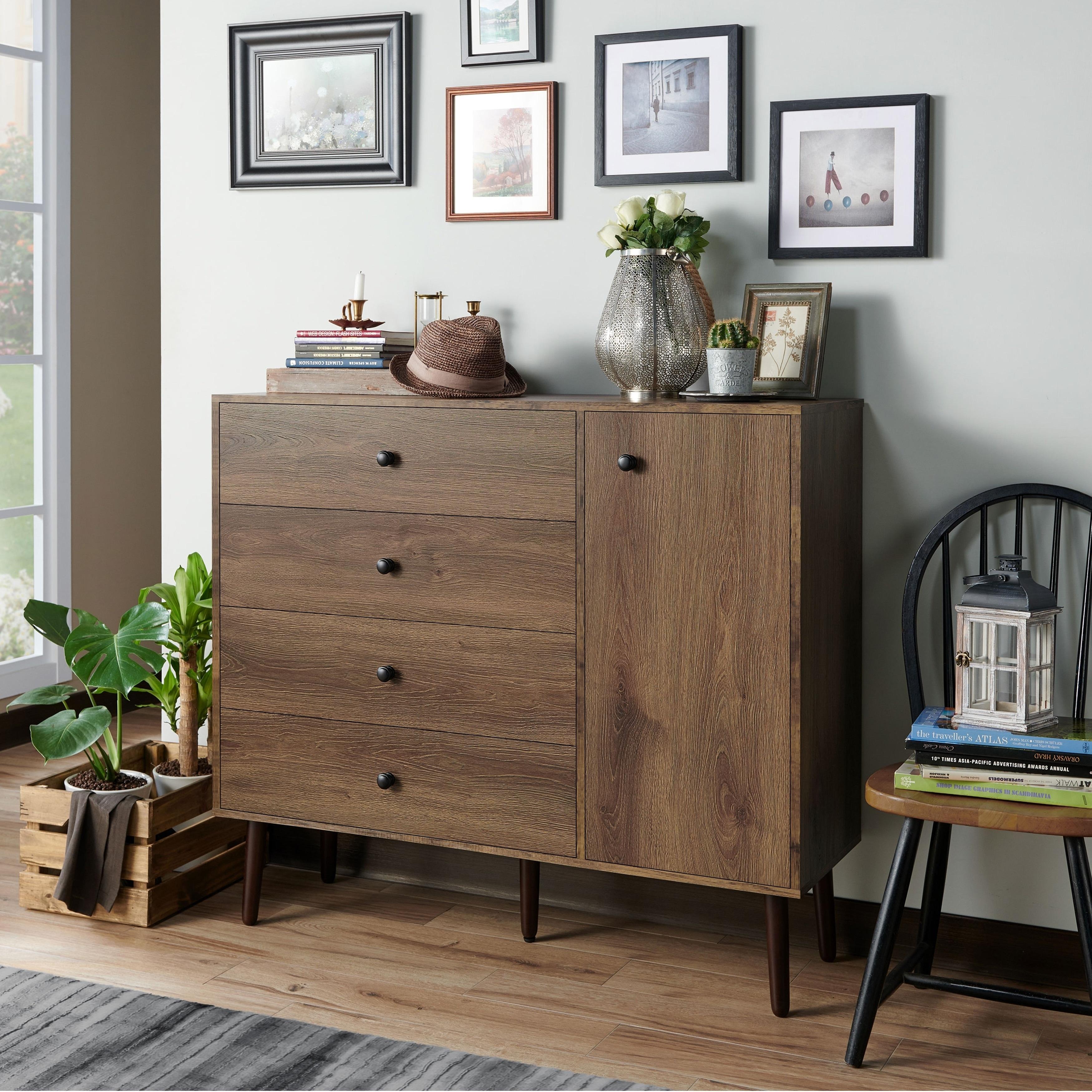 watch 46d90 f1867 Carson Carrington Getaria 4-drawer Hallway Cabinet
