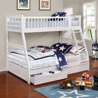 Taylor & Olive Graffton Twin-over-full Bunk Bed