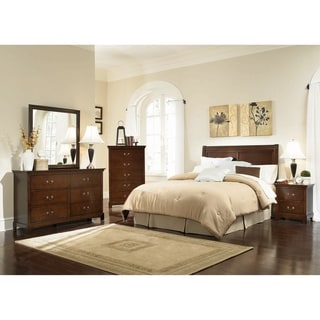 Link to Copper Grove Campanula Brown 5-piece Bedroom Set Similar Items in Bedroom Furniture