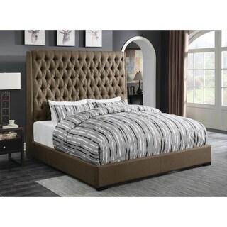 Strick & Bolton Nellie Upholstered Bed