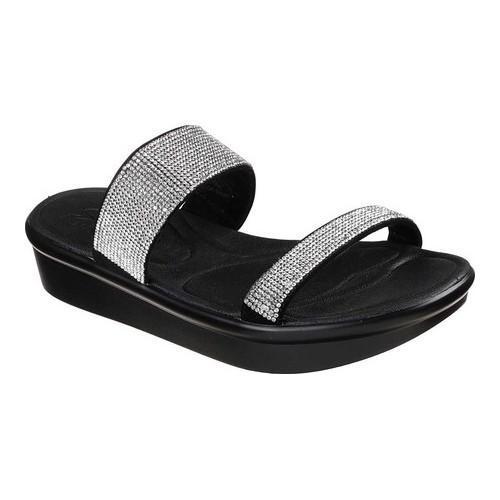 Skechers Gaffeurs Lumineux Début Sandale Slide (femmes) Vente Pas Cher Moins Cher edMga