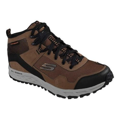 b6456045e7d5fc Shop Men s Skechers Escape Plan Sly Goose Trail Shoe Brown Black - Free  Shipping Today - Overstock - 19989064