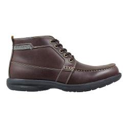 Men's Nunn Bush Marley St. Moc Toe Boot Burgundy Leather (More options available)