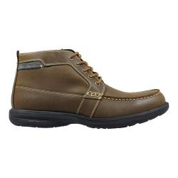 Men's Nunn Bush Marley St. Moc Toe Boot Tan Leather (More options available)