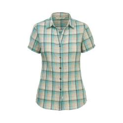 Women's Woolrich Eco Rich Carabelle Shirt Aqua Sky (4 options available)