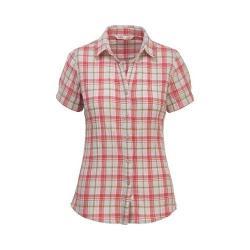 Women's Woolrich Eco Rich Carabelle Shirt Bonfire Red