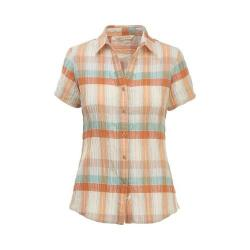 Women's Woolrich Eco Rich Carabelle Shirt Spicy Orange