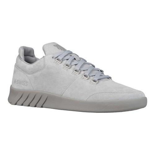 9ce6648440f Shop Men s K-Swiss Aero Trainer SDE Sneaker High-Rise Neutral Gray ...