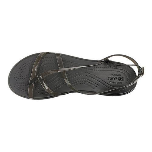 2e863f557 ... Thumbnail Women  x27 s Crocs Isabella Gladiator Sandal Black Black