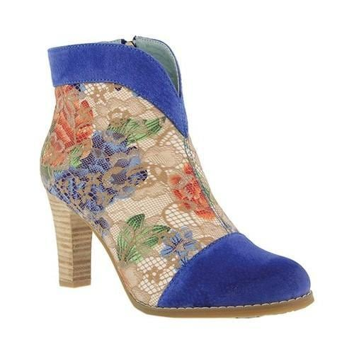 L'Artiste by Spring Step Vaso Floral Bootie