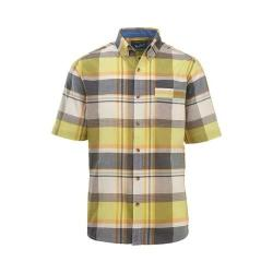 Men's Woolrich Eco Rich Timberline Short Sleeve Shirt Bungee Cord Classic Fit