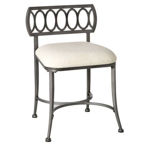 The Curated Nomad Harriet Vanity Stool