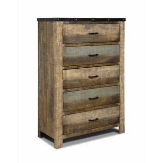 Carbon Loft Kiessling Antique Multi-colored Chest