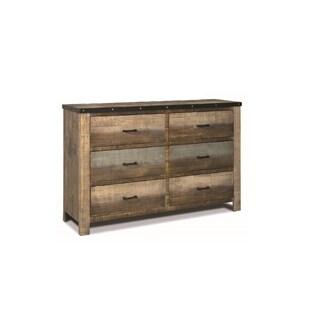 Carbon Loft Kiessling Antique Multi-colored Dresser