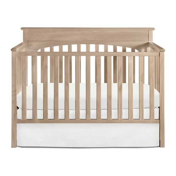 shop graco lauren 4 in 1 convertible crib converts to toddler bed daybed and full size bed. Black Bedroom Furniture Sets. Home Design Ideas