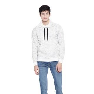 Mens Sweatshirts Soft Hoodies Fleece Casual Sports Coat Grey Pullovers