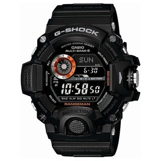 Casio G-Shock Rangeman GW9400BJ-1JF Black Dial Watch