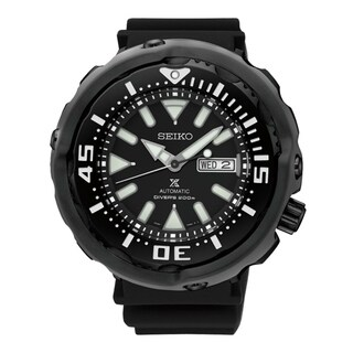 Seiko Prospex SRPA81J1 Black Dial Watch