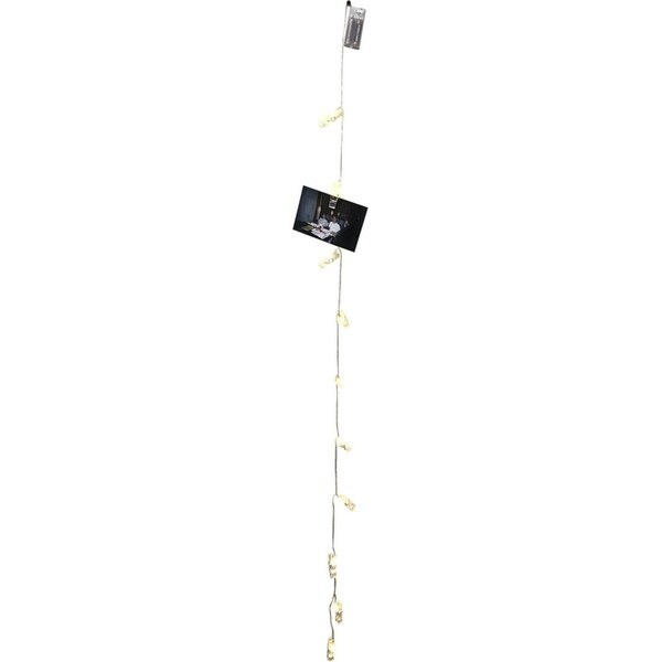 Shop Creative Motion Battery Operated 10 Led Light String