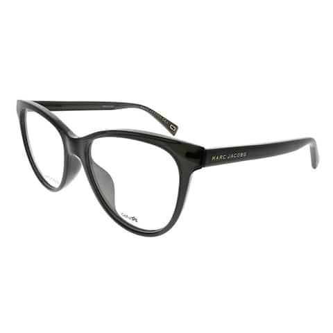 Marc Jacobs Cat-Eye Marc 323/G KB7 Women Dark Grey Frame Eyeglasses