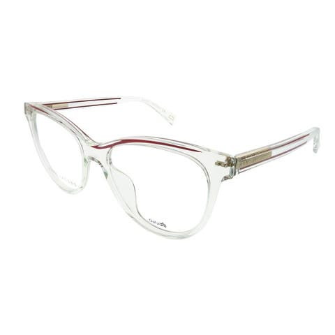 Marc Jacobs Cat-Eye Marc 323/G 900 Women Crystal Frame Eyeglasses