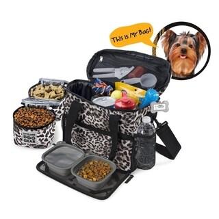 Overland Dog Gear Week Away Bag (Small Dogs)