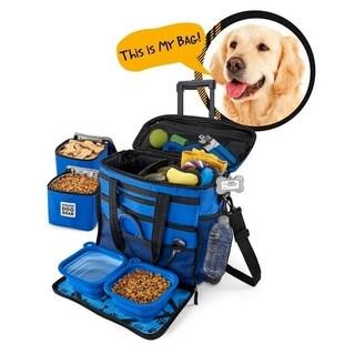 Overland Dog Gear Rolling Week Away Bag TM