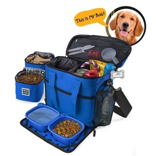 Overland Dog Gear Week Away Bag (Medium & Large Dogs)