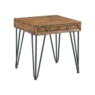 Picket House Furnishings Tanner Acacia Wood End Table