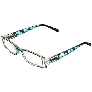 Pop Fashionwear Reading Glasses for Men and Women R213 Blue