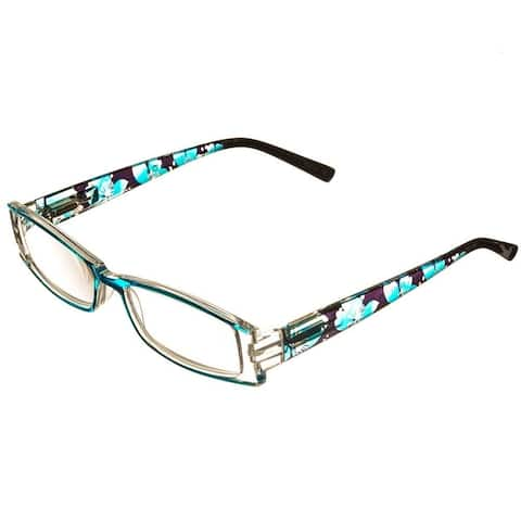 Pop Fashionwear Reading Glasses R213 Blue