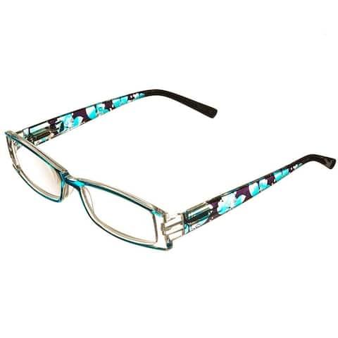 Pop Fashionwear Reading Glasses R213 Blue