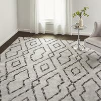 Strick & Bolton Frifot High-low Area Rug